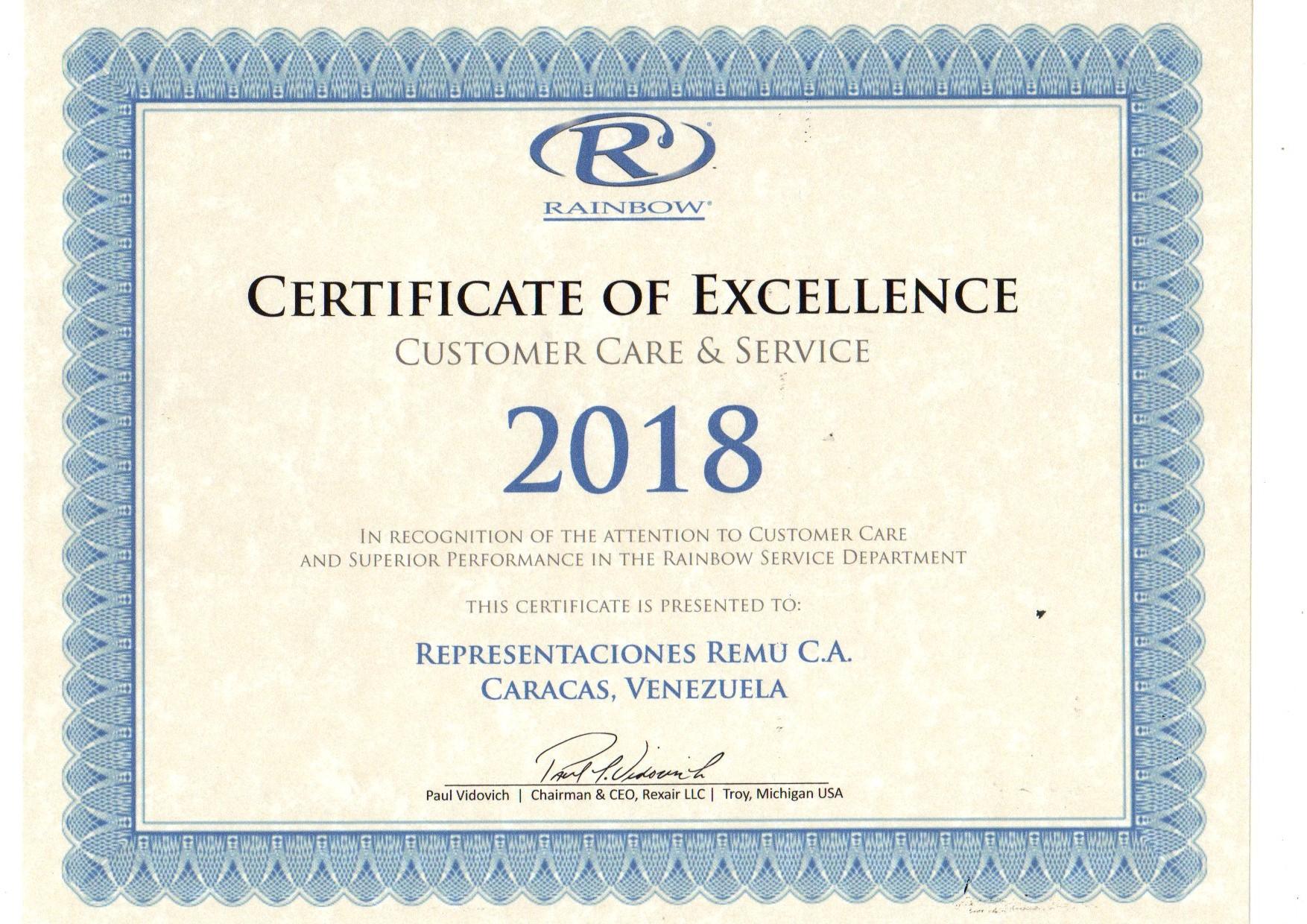 CERTIFICADO 2018201